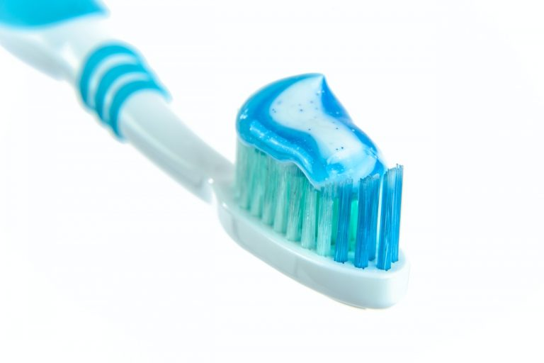 toothbrush toothpaste dental health
