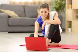 online trainer